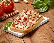 Jenny Craig Food: Margherita Pizza