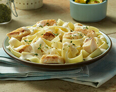 Jenny Craig Food: Chicken Fettuccine
